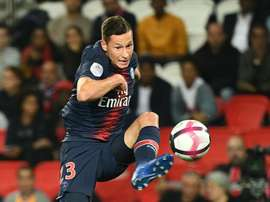Draxler backed Tuchel's surprise call to bench Mbappe and Rabiot. GOAL