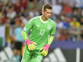 Germany won against England after penalties.AFP
