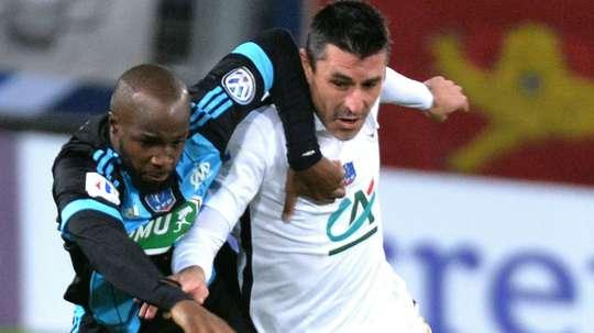 Lassana Diarra évoluera loin de Marseille la saison prochaine. Goal