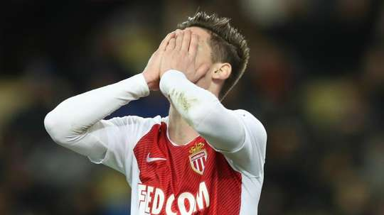 Monaco continue to linger near in the drop zone. GOAL