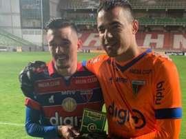 Atlético 2x2 Fortaleza teve golaço contra, redenção e lágrimas de Juninho