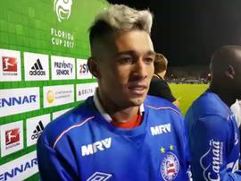 Juninho teve um motivo a mais para correr no gramado. Goal