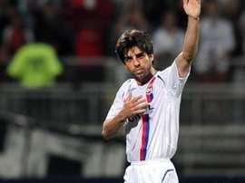 Juninho no Lyon é forte candidato. Goal