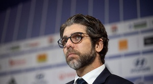Juninho : 'En regardant le classement ça fait mal'. AFP