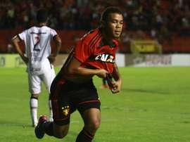 Juninho Sport Recife Joinville Copa do Brasil