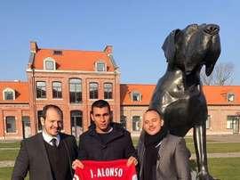 Le défenseur international paraguayen Junior Alonso a signé au LOSC. Goal