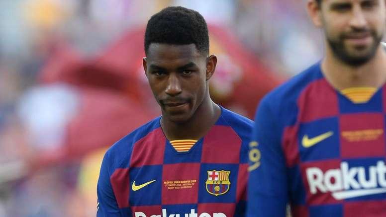 Junior Firpo est revenu sur ses propos envers Messi. Goal