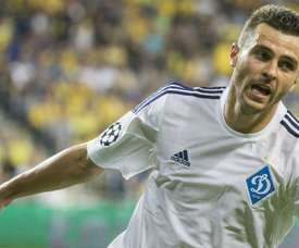Moraes apontou três golos nesta tarde/noite. Goal