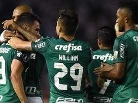 J. Barranquilla 0 x 3 Palmeiras: Com um a mais durante quase todo o jogo, Verdão inicia Libertadores