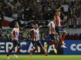 Junior Barranquilla 1 x 0 Santa Fé: em jogo nervoso, Tiburones avança e pega o Atlético-PR na final