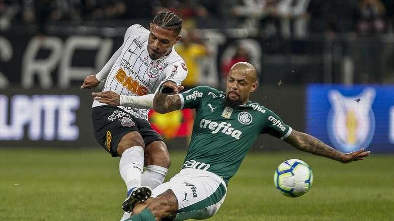 Palmeiras x Corinthians no Allianz Parque ou no Pacaembú? Globo decide. GOAL