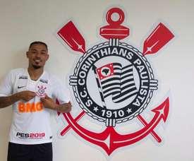 Junior Urso optou por jogar no Corinthians. Goal