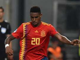 Junior Firpo has been linked with a move to Barcelona. GOAL