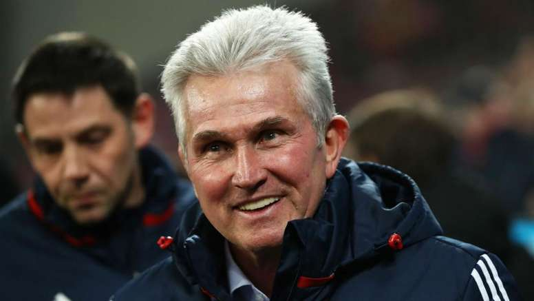 Heynckes pleased with Bayern discipline