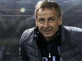 Klinsmann lascia l'Hertha Berlino. GOAL