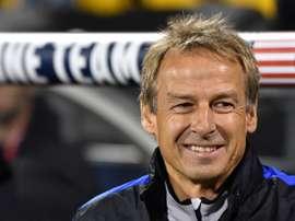 Jurgen Klinsmann, USA. GOAL