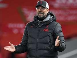 Jürgen Klopp ne cherche pas d'excuses. Goal