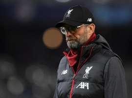 Liverpool de Klopp vive noite inédita na Champions: nenhum chute a gol