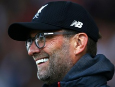 Klopp understands Guardiola joke: Liverpool haven't won title already.