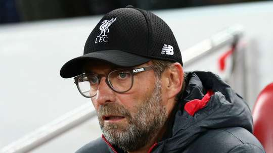 Klopp: Reds at centre of a circus. GOAL