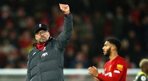 Liverpool won 4-0. GOAL
