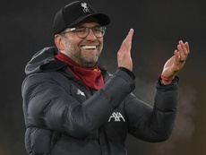 Klopp laughs off 'Inevitables' tag after Wolves win stretches Premier League lead. GOAL