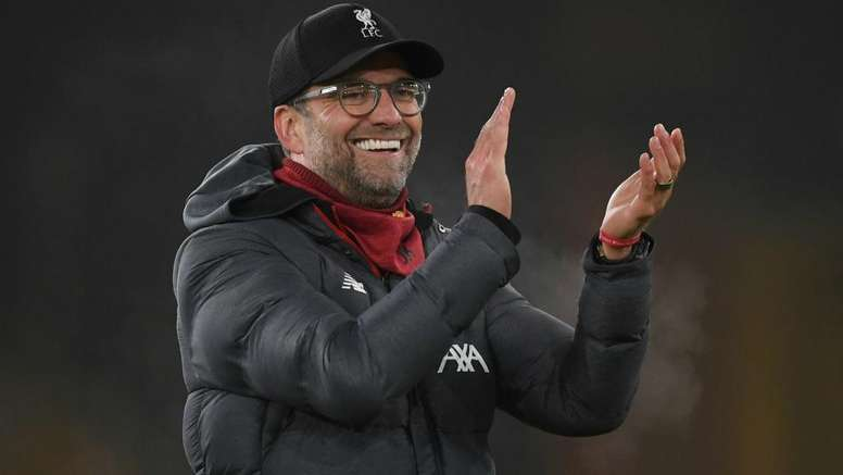 Klopp: Liverpool success helps and hinders with transfers. AFP