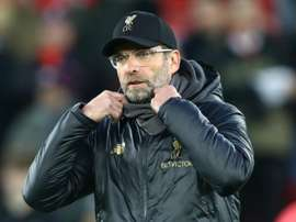 Jurgen Klopp does not want his team to underestimate Man Utd. GOAL