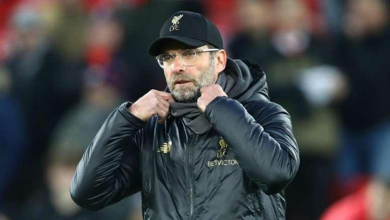Jurgen Klopp does not want his team to underestimate Man Utd. GOAL