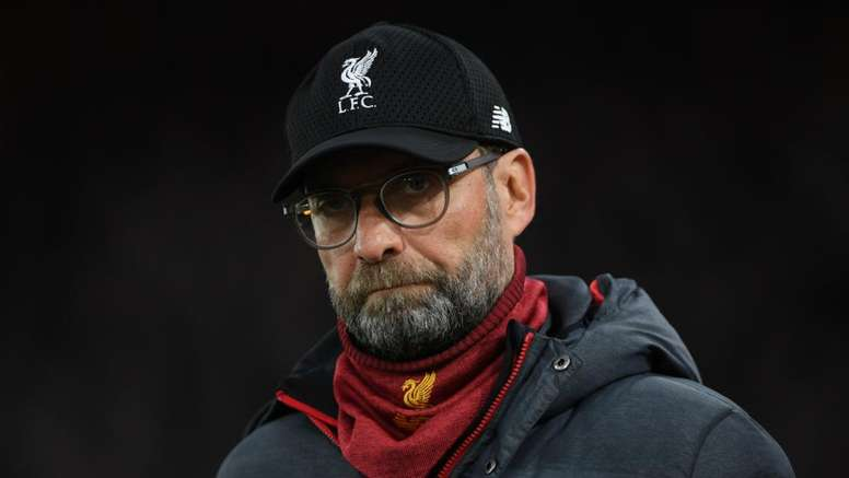 Klopp in 'competition mood' as he confronts translator at media conference