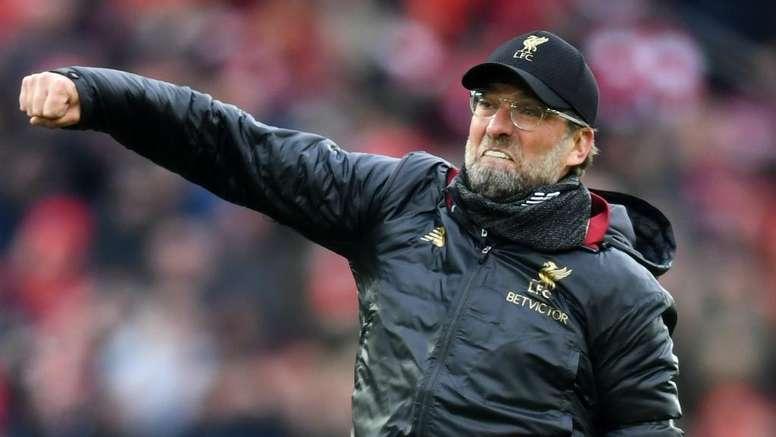 Klopp: Liverpool over Gerrard slip