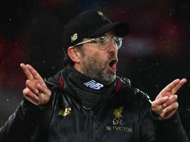 Klopp wants to focus on games to come not points dropped. GOAL