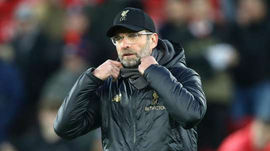 Klopp could have seen success with Bayern. GOAL