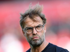 Klopp: Reds don't feel the burden. GOAL