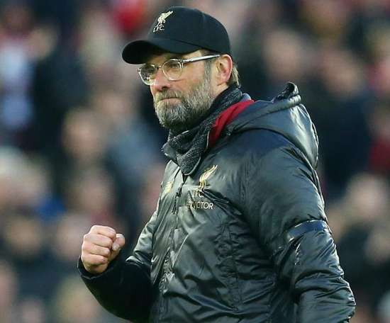 Klopp not worried about Liverpool's performance against Fulham. GOAL