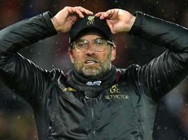 Klopp e o empate do Liverpool