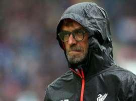 Les compos de Naples-Liverpool. AFP