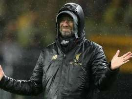 Jurgen Klopp, Liverpool. Goal