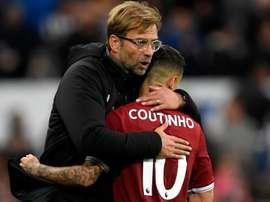 Liverpool ficou mais forte sem Coutinho. GOAL