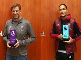 Récompense pour les deux hommes. Goal