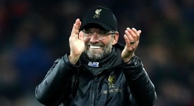 Klopp unfussed on who's next in UCL