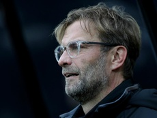 Klopp was delighted with Liverpool's attitude in the draw with Porto. GOAL