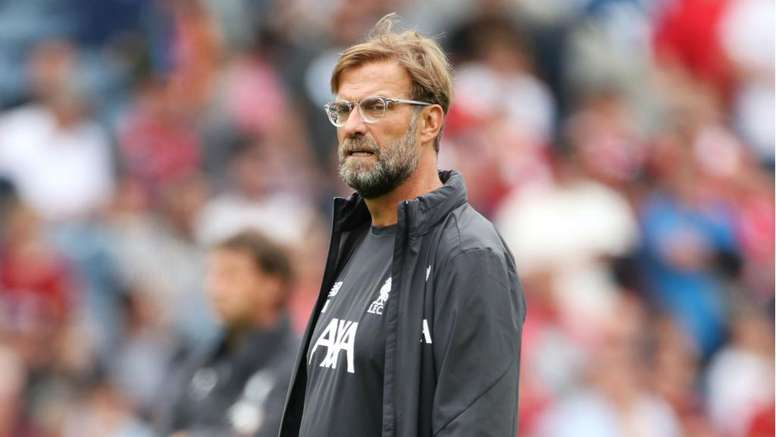 Klopp challenges Liverpool to 'stay greedy'. GOAL