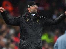 Klopp: Liverpool's final pass not good enough. Goal