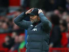 Klopp didn't like the menu - Mou. GOAL