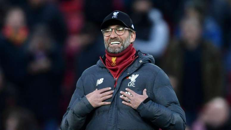 Klopp wants Liverpool to build on 'pretty much impossible' start. GOAL