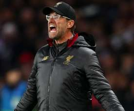 Klopp wants the Liverpool fans to roar his team to European success. GOAL