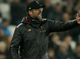 Klopp doesn't believe Liverpool were shaken by West Ham. GOAL