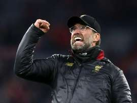 Klopp wants the win. GOAL