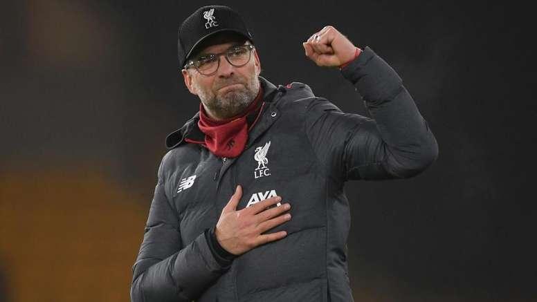Klopp forgot Liverpool PL lead